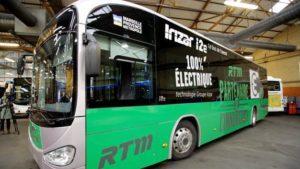 bus electrique marseille provence metropole rtm